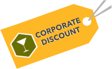 Corporate discounts for reps.